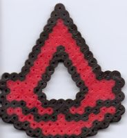 Assassin's creed by Ravenfox-Beadsprites