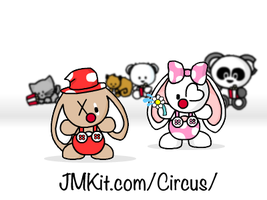 JMKit Make-A-Scene: Circus by JinxBunny