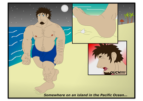 Shark Night Page 1 ENG by Maxime-Jeanne