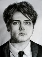 Gerard Way by Nheori