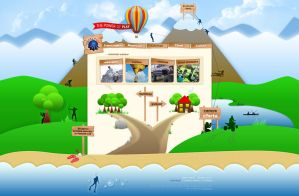 total fun website - interior by anca-v