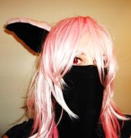 Red, Pink and... Ears? by Malakhite