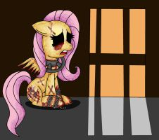Go To Sleep Colletion-Amnesia-Fluttershy(Colorido) by lizethehedgehog