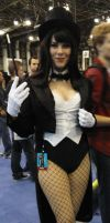 NYCC '10 Zatanna by zer0guard