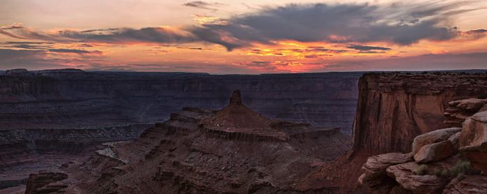 Dead Horse Point by ariseandrejoice
