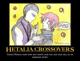 Hetalia Crossover by red-angel07