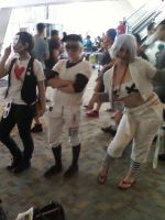 Otakon: Off Cosplay by ProblemChild55