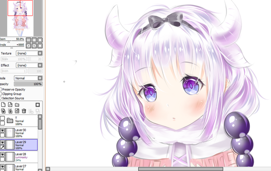 Kanna - wip by Fhilippe124
