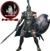 Achilles From Warriors Orochi 3 by AlucardNoLife