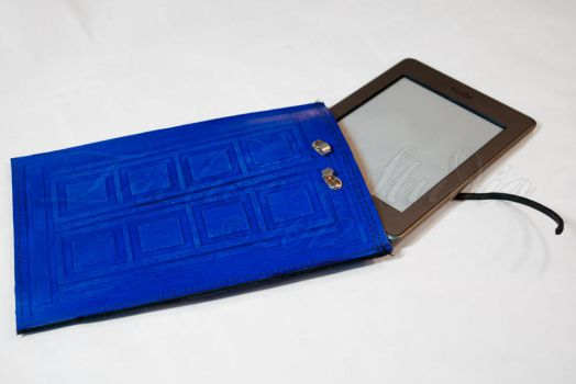 Spoilers... Kindle Case by taeliac