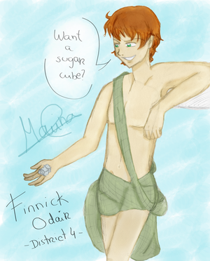 Finnick Odair by mandarain-a