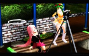 MMD Future Camera by Trackdancer