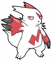 .request. Zangoose by vivianchhay