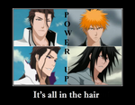 Hair power by El-and-Noxi