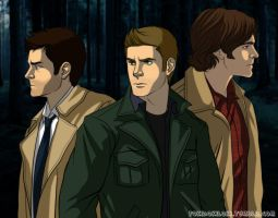 Team Free Will by TokiDokiLoki