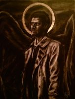 Castiel Assbutt of the Lord by Beethovium