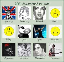 2011 Summary Of Art by Menco