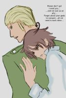 I need you! Germany/Italy hetalia by InLoveWithYaoi