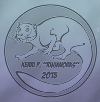 Commission - watermark for Rinnworks by Chaluny