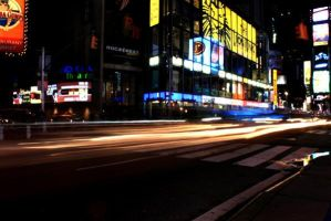 Times Square Two by Fadee-x