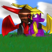 baby lex and neo - recorded by cynder4life