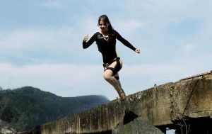 Tomb Raider:Underworld-action jump by Anastasya01