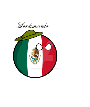 Mexicoball by Lorddimertelo2231