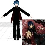 MMD kaito sweet's beast by Emo-Violinist