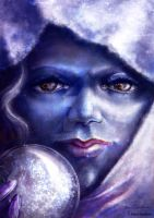 Snowqueen by hakepe