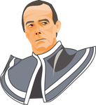 The Valeyard: Michael Jayston by Fhaolan