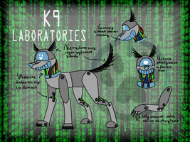 K9L - RT-258 by Wiktoria00