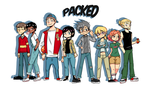 cast of packed by patiriku