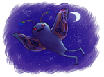 MOTHMAN by creylune