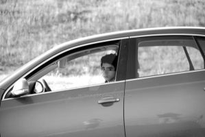 The Boy in the Car by Mcnicky