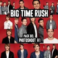 Big Time Rush Photoshoot #1 by CaamiMaslow
