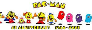 Pac-Man At 25 And Still Going. by Atariboy2600