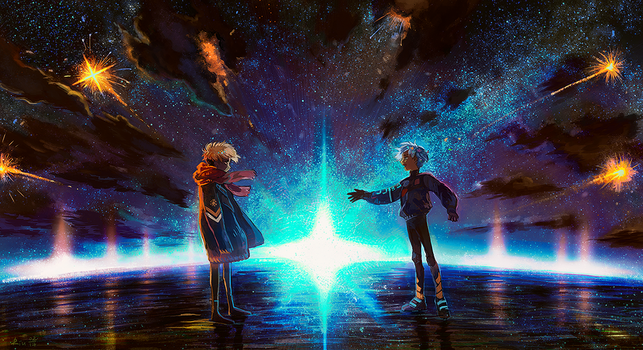Come with me by Shaienny