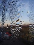 raindrops. by smokedval-stock