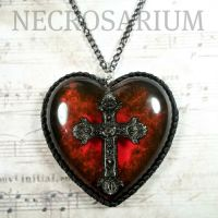 Resurrection Necklace by Necrosarium