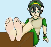 Toph by vegetossj4