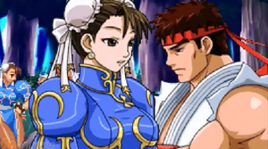 Love Scene 2 from Ryu X Chun-li Infinity EP 5 by mrryu1985