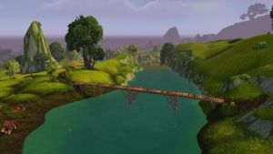 Valley of the Four Winds - Emerald River by Bluemead