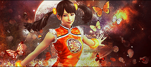 Ling Xiaoyu by Madame-Bellflower