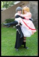 Ciel + Lizzy - Carry On by Kuragiman
