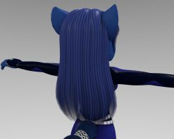 Krystal W.I.P. Update 1 by Mikiel2171