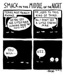 Smack In The Middle Of The Night by JonBeanHastings