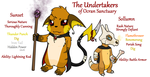 The Undertakers of Ocran Sanctuary by xEmoXDudetx
