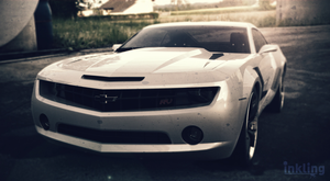 Camaro by mutantlegion