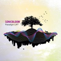 Sonicbloom,  album cover by Djustd