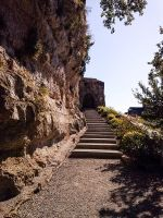 Turenne Castle - Stairs - 10-14 by HermitCrabStock
